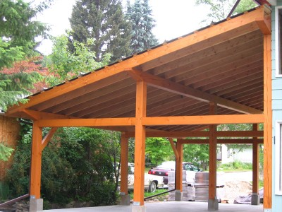 TRC Timberworks - Timber Framing