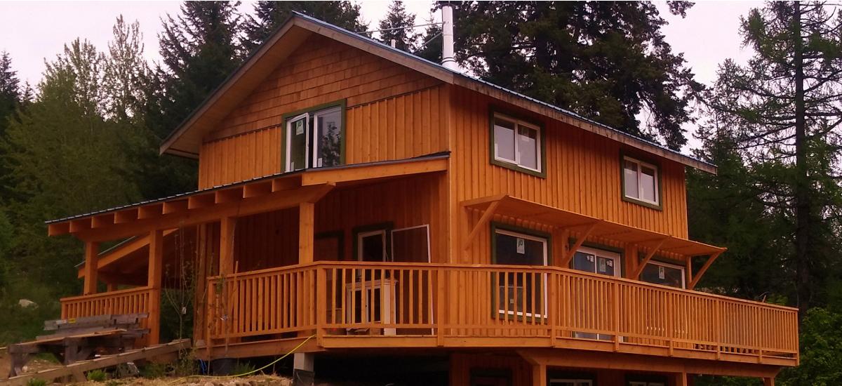 TRC Timberworks - Custom Timber Homes